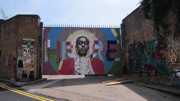 Street Art or Graffiti?