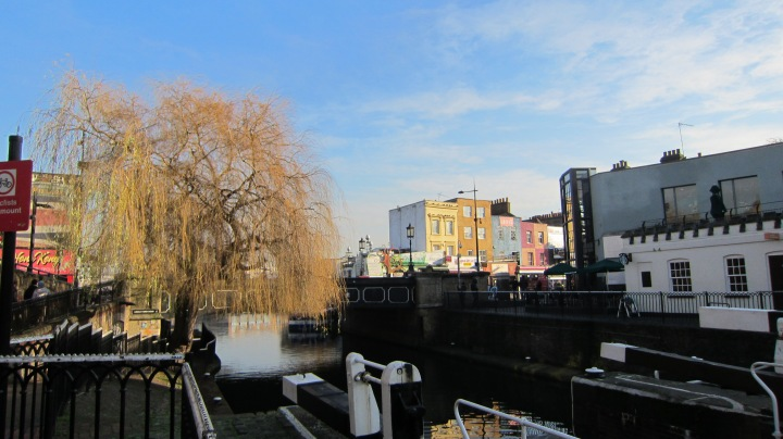 If you enjoy travelling on canals you can get a boat from here down to nearbyCamden market, fromaround nine pounds.