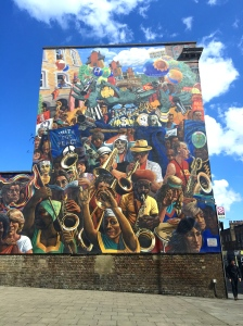 Colourful Dalston