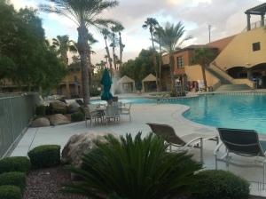 Pool at Alexis Park