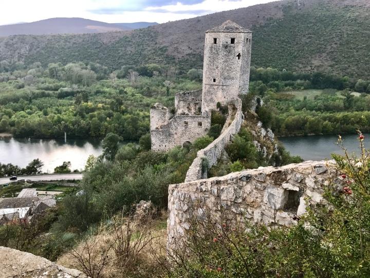 Pocitelj, Mostar, Bosnia and Herzegovina