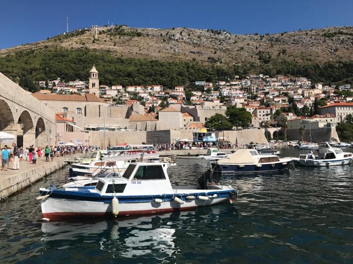 Dubrovnik, Croatia, Balkans